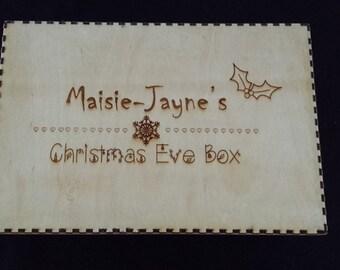 Christmas Eve / Keepsake Box