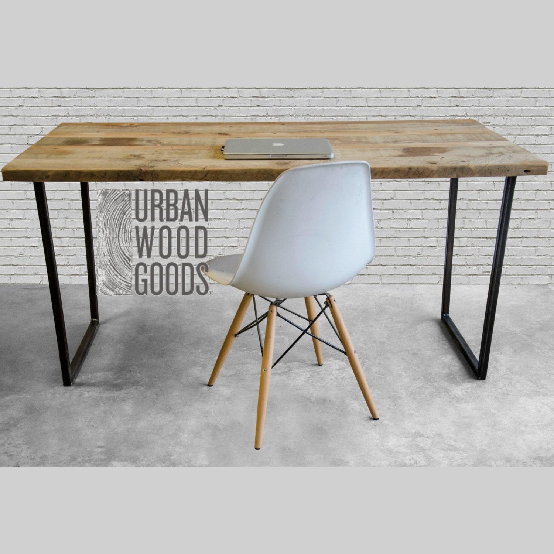 Modern Wood Office Desk. 🔎zoom Modern Wood Office Desk D