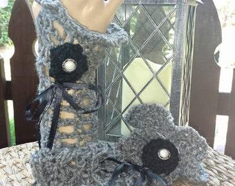 Arm Warmers Crochet