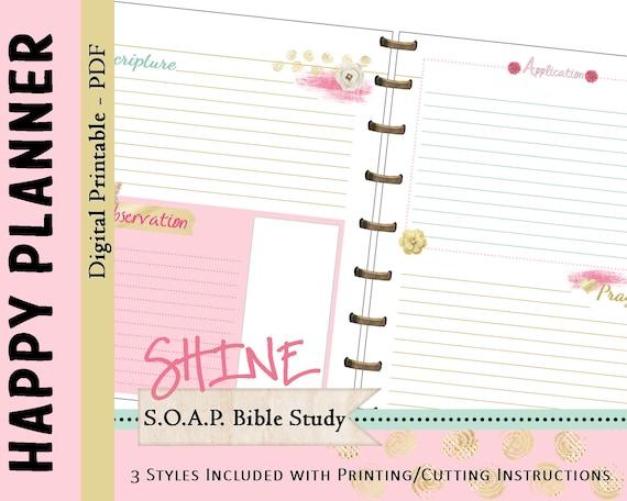 FREE Printable Bible study Worksheets #BIbleJournaling 4 ...