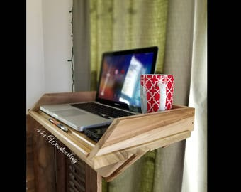 Computer table - Work station - Desk - Catch all - Student - College - Dorm room - Bunk Bed - Organizer - Wood Decor - Table - Gift ideas