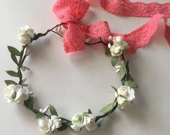 Infant Floral Crown
