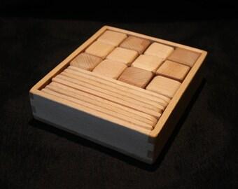 Beech Building Blocks
