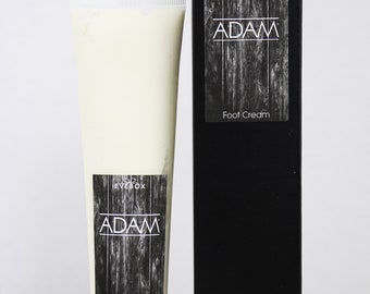 Organic Naturally Scented Men's Foot Cream