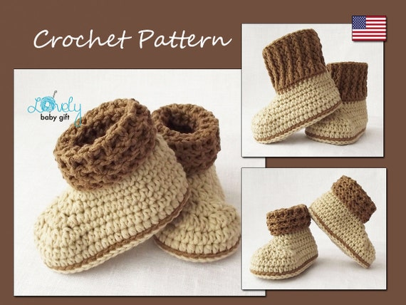 Crochet Baby Booties Pattern Crochet Booties Pattern Baby