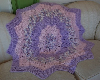 Star ripple blanket