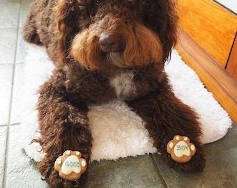 Good Girl/ Good Boy - set of Paws