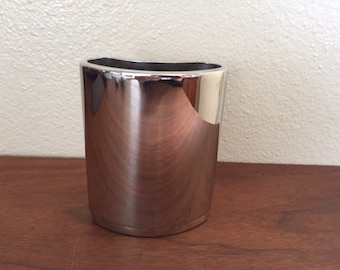 Silver-plated Pencil Cup