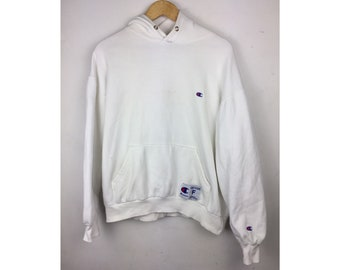 CHAMPION Hoodies Heavyweight Jersey Free Size or Large Size