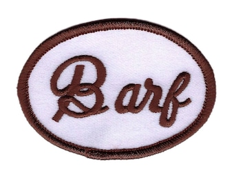 Spaceballs Barf Cosplay Decorative Patch