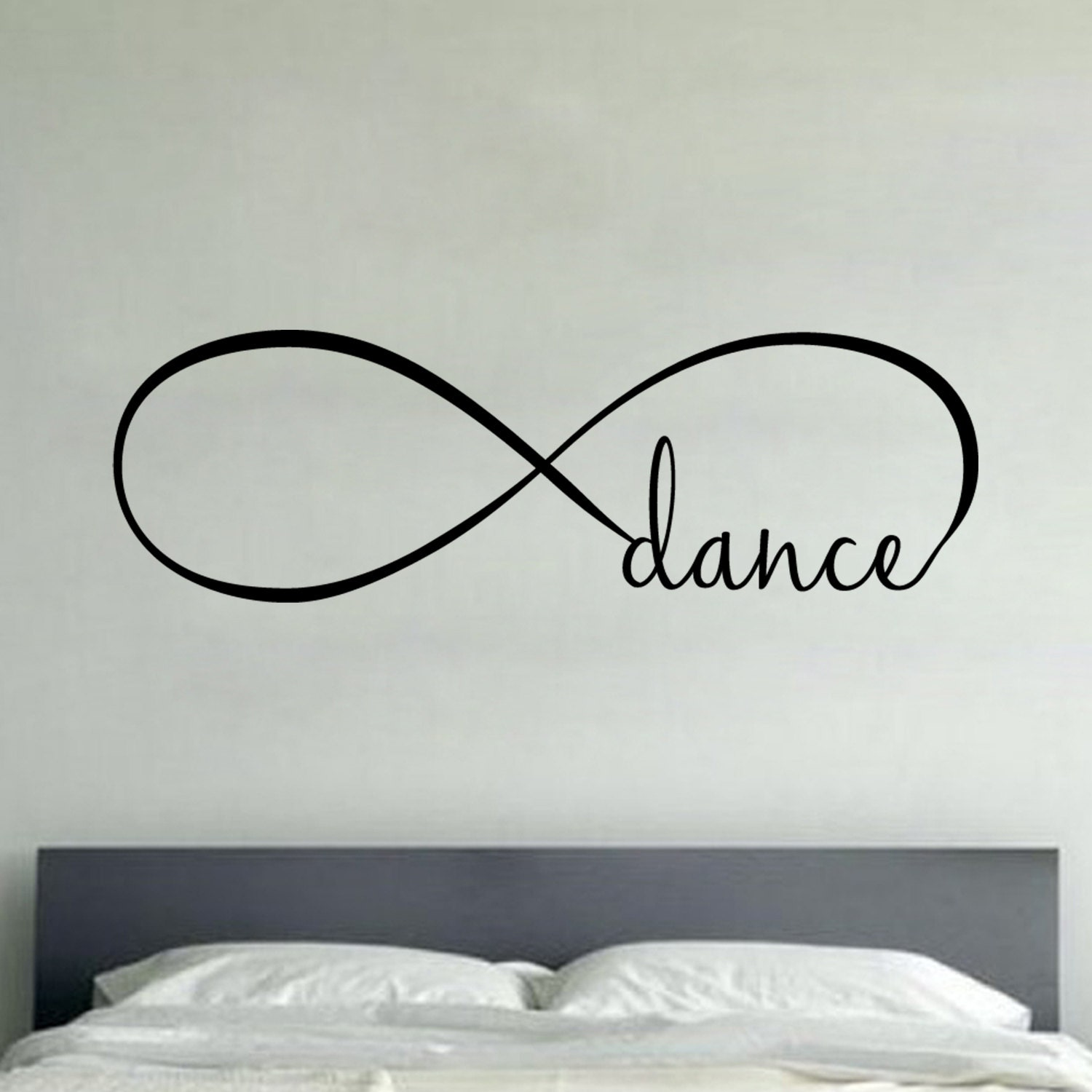 Dance wall vinyl decal sticker family kids room zoom biocorpaavc Gallery