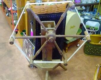 1800's Yarn Blocker for Spinning Wheel