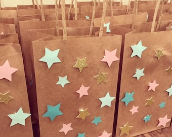 Twinkle Twinkle Little Star Goody Bags 10 for 24.00