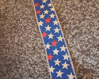 Blue Star Ribbon, Star Ribbon, Blue Ribbon, Blue Stars, Stars Ribbon, Star Ribbon, Colored Star Ribbon, Burlap Ribbon