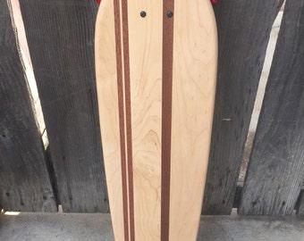 "Longboard - Skateboard 29x8 -  ""Vero"""