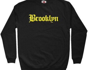 South Bronx Gothic NYC Hoodie - Men S M L XL 2x 3x - South Bronx Hoody, Sweatshirt, New York City - 4 Colors