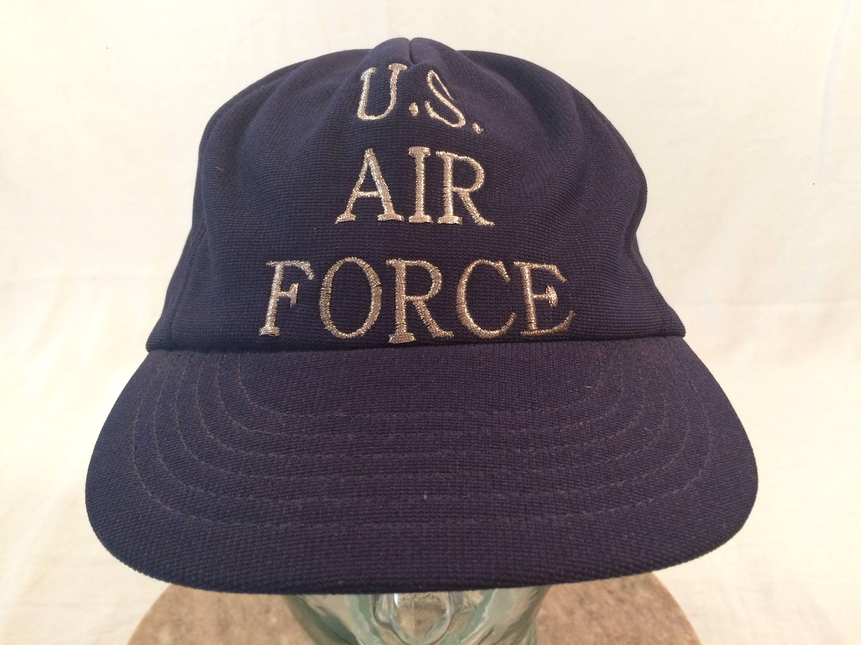 80 s U.S. Air Force baseball hat cap adjustable snapback 849b2f88c07