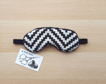 Sleeping mask / / sleep mask / / sleep accessory / / sleep - the black graphic accessory