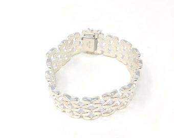 Sterling silver Itaor Italy bracelet