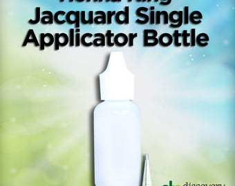 Jacquard Applicator Bottle with .9mm Metal Tip