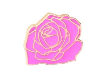 Pink beautiful badges