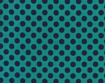 Ta Dot / Mod Girls - Twilight, from Michael Miller Fabrics