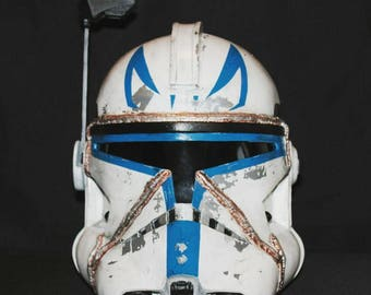 Star Wars Clone Trooper Phase II Capitan Rex Helmet