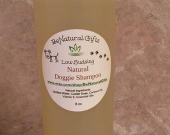 All Natural Dog Shampoo Soap Essential Oils Tea Tree Mint Eucalyptus Lavender