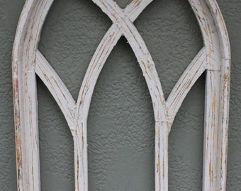 Rustic Window Frame Etsy