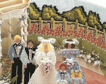 Garden Wedding, Annie's Attic 87W60