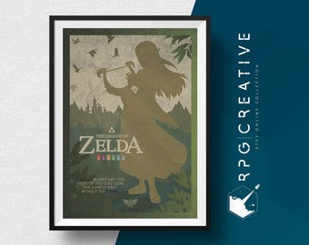 Legend of Zelda : Princess Zelda - Game Changers Collection