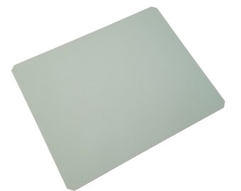 "Green Silicone Rubber Heat Conductive Pad (20"" x 25"" x 1/8"")"