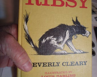 1964 edition RIBSY by beverly cleary ill. darling