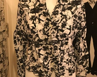 Womens Mary Quant blouse