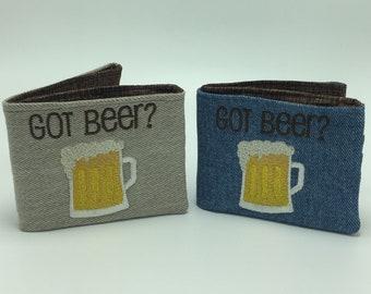 Got Beer? Wallet