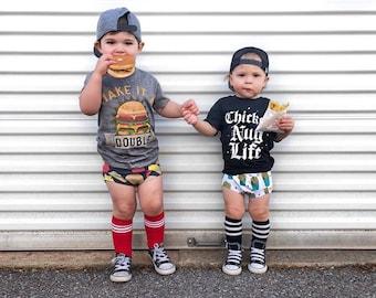 Socks, kid socks, knee highs, knee high socks, skater sock, toddler socks, toddler knee highs, kids skater socks, baby socks, toddler socks