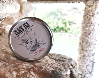 "Handmade Beard Balm ""Cutlass"""