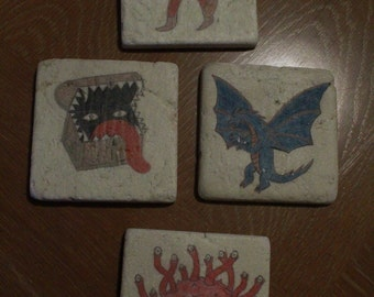 Monster Coasters