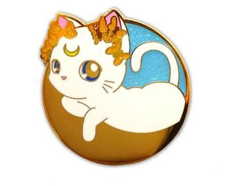 Artemis Snapcat Pin