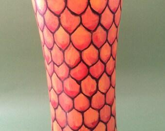 DragonScales Vase