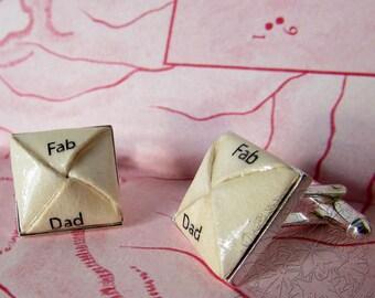Fab Dad Cufflinks