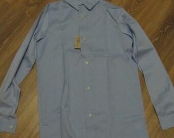 Soviet Vintage Cotton boy Shirt