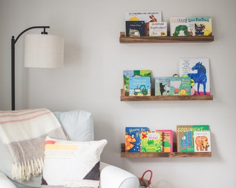 Picture Ledge Shelf, Rustic Picture Ledge, Shelf, Nursery Shelf,  Picture Shelf, Ledge Shelf, Wall Shelf, Rustic Shelves, Nursery, Bookshelf