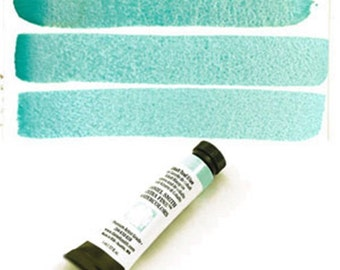 Daniel Smith: Cobalt Teal Blue (284610028) Extra Fine Watercolors Tube, 5ml