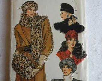 1980's vintage Vogue pattern - Vogue 9981