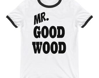 Mr. Good Wood Ringer T-Shirt
