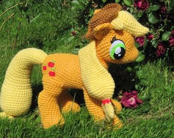 Applejack Pattern - My Little Pony