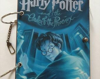 Harry Potter - Journal - Travel Log - Daily Diary -Travel Journal