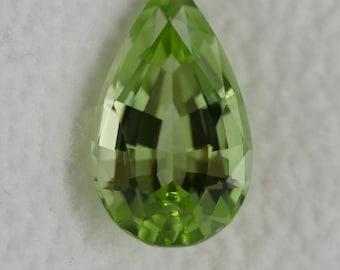Mint Peridot - Peridot Menthe-3,59cts