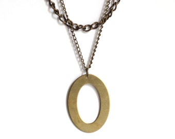 Lucky Number Necklace - No. 0